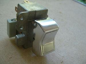 Rebuilt 1968 68 69 70 Plymouth Roadrunner gTx Satellite 3 speed wiper switch