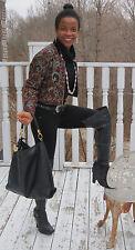 Saks 5th Avenue Designer Naeem Khan heavy beaded Matador bolero coat Jacket S-8