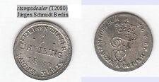 stampsdealer Dreiling 1830 Mecklenburg-Schwerin fast Stempelglanz (T2080)