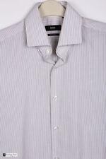 Camisas y polos de hombre blancas HUGO BOSS 100% algodón