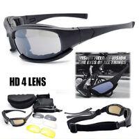 14c78f81ce29 Motorcycle Riding Glasses Polarized Sunglasses Eyewear Hunting Shooting  Eyewear