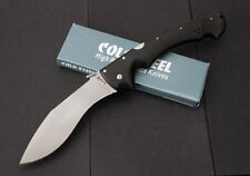 Cold Steel RajahⅡ fighting knife   Pocket knife  folding knife