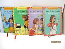 Junie B. First Grader by Barbara Park, Lot of 4 Hardcovers
