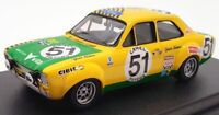 Trofeu 1/43 Scale Model Car RR.be25 - Ford Escort Mk1 24h Spa Francorchamps 1971