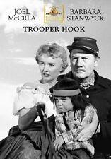 Trooper Hook - Region Free DVD - Sealed