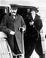 New World War I Photo: Austrian Archduke Franz Ferdinand and his Wife - 6 Sizes!