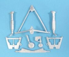OS2U Kingfisher Landing & Beaching Gear for 1/48th  Scale Monogram SAC 48162