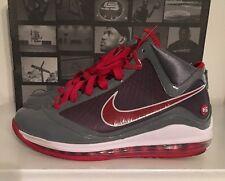 Nike Lebron 8 Viii Tb Ohio State Grey Red 10.5