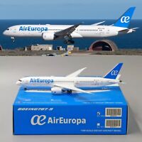 •• SALE •• Air Europa B787-9 Reg: EC-MSZ JC Wings Scale 1:400 Diecast Models