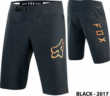 FOX SHORT ATTACK PRO NERO TAGLIA 34 MTB DOWNILL ENDURO TRAIL 18604-001