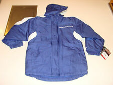 2012-13 Toronto Maple Leafs Age 4 Small Parka Hooded Fleece Jacket Kids Child