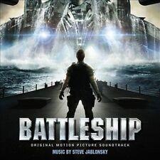 Battleship [Original Score] (CD, May-2012, VarŠse Sarabande (USA))