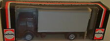Saurer OM (Iveco) Autocarro Scatola HERPA 815390 1/87 H0 alta qualità
