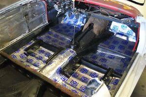 Mercedes Benz Floor Insulation 230SL 250SL 280SL 190SL 113 121 Chassis