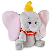 "Disney Exclusive 14"" Deluxe Plush Soft Toy Figure Dumbo"