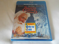 The Santa Clause 3: The Escape Clause (Blu-ray/DVD, 2011, 2-Disc Set)New, Sealed
