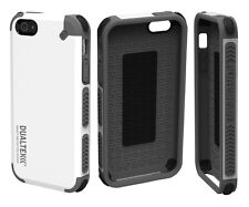 Custodia Gear Dualtek Pure per iPhone 5s 5 Bianco * Autentico se RETAIL PACCO *