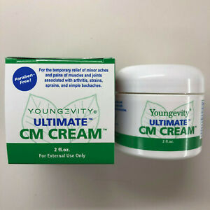 Youngevity Dr. Wallach Pain Relief Cream CM™ - 2 oz Ultimate