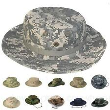 Cotton Blend Hats for Men with Wide Brim