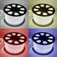 LED Strip 220V 240V IP67 Waterproof 3528 Commercial Lights Rope White Warm, Blue