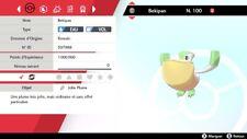 Pokemon BEKIPAN shiny 6IV + masterball - Battle Ready - Epée/Bouclier
