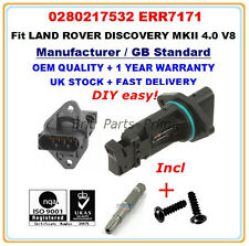Mass Air Flow meter Sensor 0280217532 for LANDROVER DISCOVERY II (LJ, LT) 4.0 V8