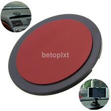 New Car Suction Cup Adhesive Dash Dashboard Mount Disc Pad GPS Phone Stand
