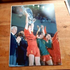 "Liverpool - Genuine Hand Signed 16"" x 12"" Photo - Phil Thompson -"