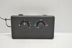 2004 2007 Ford Freestar Climate Control Unit Heater Ac Temperature Hvac CC72#019