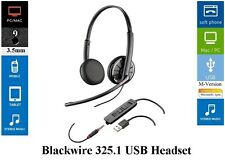 Plantronics Blackwire C325.1 Stereo USB with 3.5mm UC Standard version Headset