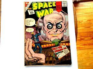 Space War #12 – August 1961