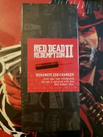Red Dead Redemption 2 Dynamite USB Charger - SEALED - Sold Out - FREE SHIPPING