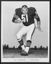 CLASSIC BEARS HALL OF FAME GREAT DICK BUTKUS PORTRAIT 8 x10 ! !