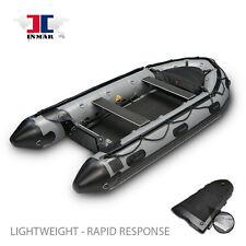 "12'5"" (380-PT-L) INMAR Patrol Inflatable Boat - Dive / Fish / Scuba / Rescue"