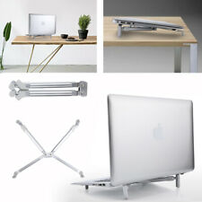 """Durable Portable Foldable Notebook Mac Laptop Stand X-Stand for 10-16"""" Laptop"""