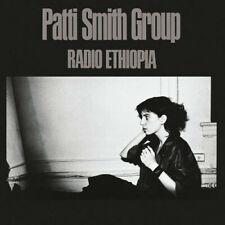 Patti Smith Group - Radio Ethiopia LP 180 Gram Vinyl Album Punk New Wave Record
