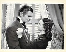 """VIVIEN LEIGH & CLARK GABLE in """"Gone with the Wind"""" Original Vintage Photo 1939"""