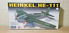 Lindberg > Heinkel HE-111 Bomber Model Kit, 1:72 Scale [70510]