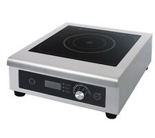 Sale Special Chef King BT500B Heavy Duty Commercial Induction Hob. 3kw