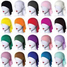 New Elastic Under Scarf Hijab Style Bonnet Cap Head Wear Islamic Egyptian Hat