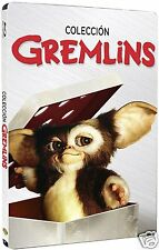 Gremlins 1 & Gremlins 2 [OOP] (Blu-ray Region-Free)~~~~Steelbook~~~~NEW & SEALED