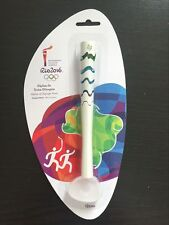 IN STOCK SALE Authentic Brazil Rio 2016 Olympic Game Mini OFFICIAL Torch 12CM