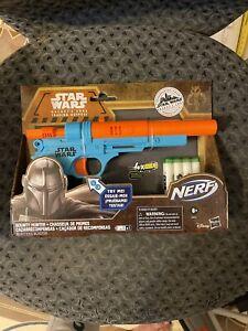 Star Wars The Mandalorian NERF BOUNTY HUNTER BLASTER Galaxy's Edge Disney Target