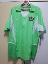 Nigeria National Football Team Home Soccer World Cup 2002 Jersey, Bnwt, Size: L
