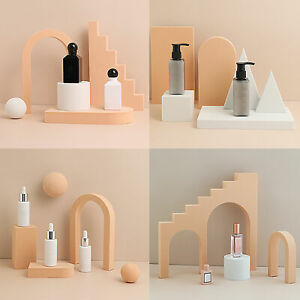 Cube Cylinder Cuboid Shape Photography Prop Posing Table Ornaments Novelty