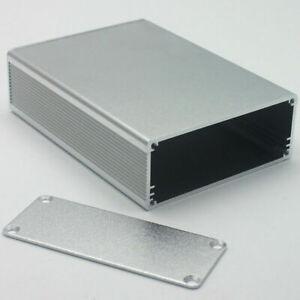 Silver PCB Enclosure DIY Electronic Case 100*74*29mm Aluminum Instrument Box