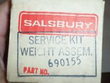 Vintage Mercury snowmobile clutch kit - 61798