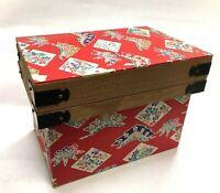 Japanese wood box Chabako tea chest box Japanese tea container