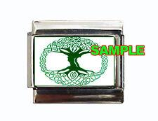 Celtic Tree of Life Custom Italian Charm Art, Best Italian charms on eBay!