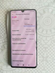 Xiaomi Mi Note 10 - 128Go - Noir (Désimlocké) (Double SIM)